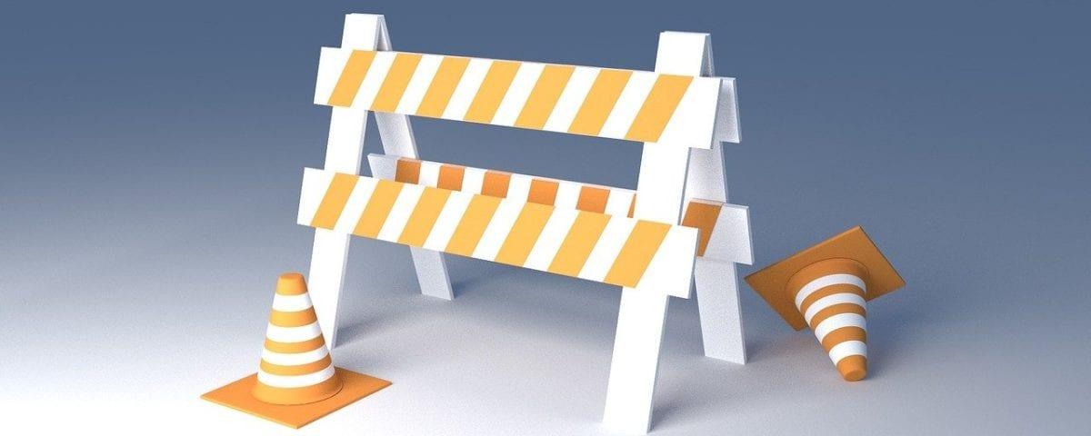 Summer Road Construction