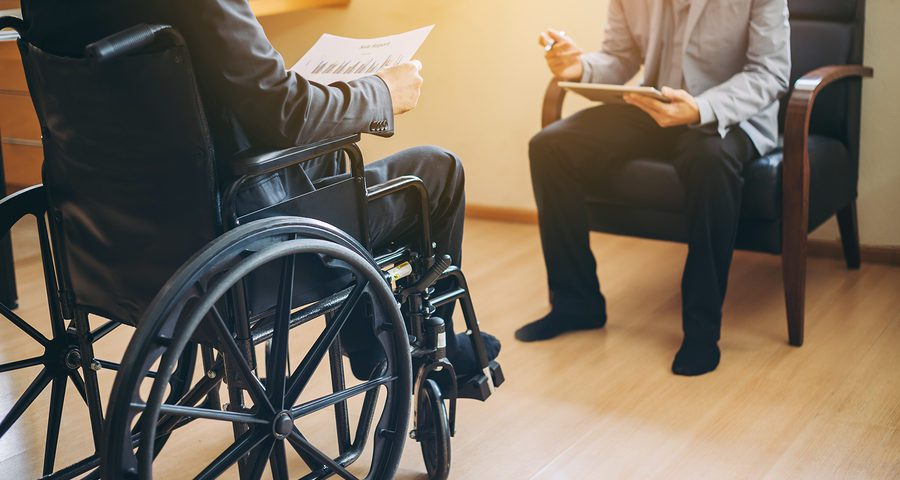 consulting with a potential personal injury attorney